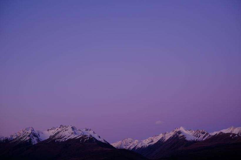 purple-mountain